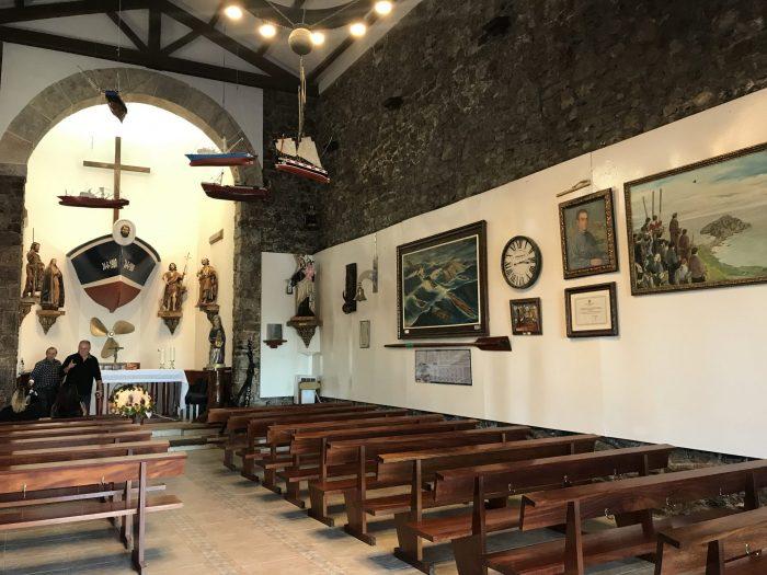san juan de gaztelugatxe church 700x525 - A day trip to San Juan de Gaztelugatxe AKA Dragonstone from Game of Thrones