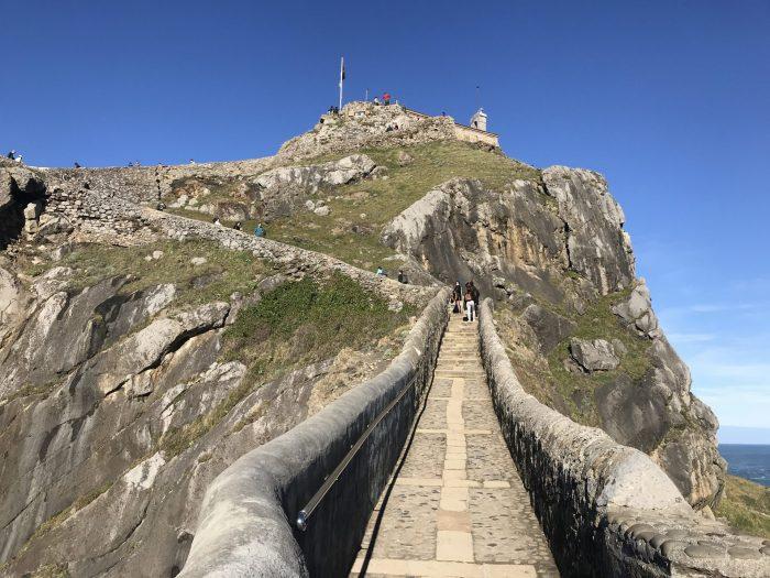 san juan de gaztelugatxe day trip hiking 700x525 - A day trip to San Juan de Gaztelugatxe AKA Dragonstone from Game of Thrones