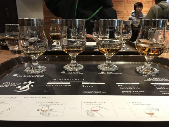 yamazaki distillery tour tasting 700x525 - Yamazaki Distillery tour & tasting visit in Japan